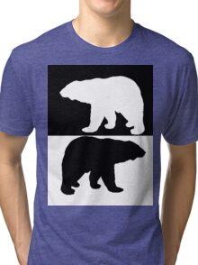 Polar bear Tri-blend T-Shirt
