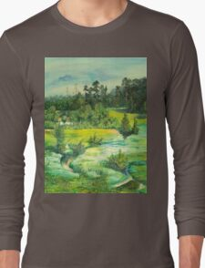 green valley Long Sleeve T-Shirt