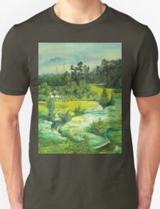 green valley Unisex T-Shirt