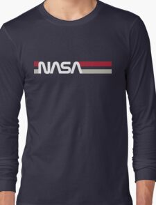 Retro NASA Long Sleeve T-Shirt