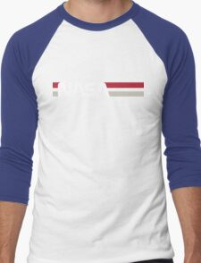 Retro NASA Men's Baseball ¾ T-Shirt