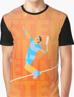 Tennis love Graphic T-Shirt