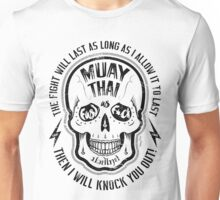 Muay Thai - Fast as F*ck Unisex T-Shirt