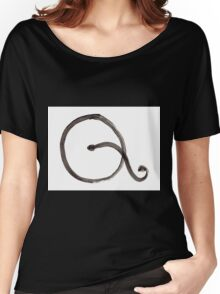 Alchemical Symbols - Manure Women's Relaxed Fit T-Shirt