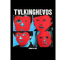 Talking Heads - Remain in Light Photographic Print