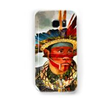 CM10044 - Indians of the Brazilian Amazon Samsung Galaxy Case/Skin