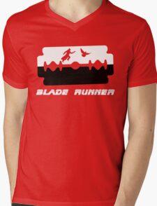 The Blade Runner Mens V-Neck T-Shirt