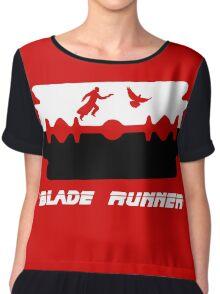 The Blade Runner Chiffon Top