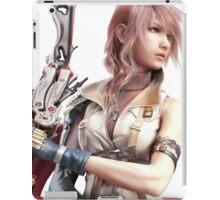 Final Fantasy XIII - Lightning Returns iPad Case/Skin