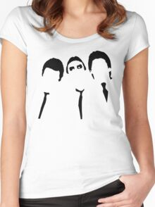 We three kings Women's Fitted Scoop T-Shirt