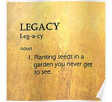 Hamilton: Legacy Poster
