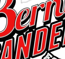 Bernie Sanders For President 2016 Sticker