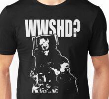WWSHD? Unisex T-Shirt