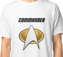 Parent and baby - Commander Classic T-Shirt