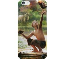 CM10452 - I love the nature iPhone Case/Skin