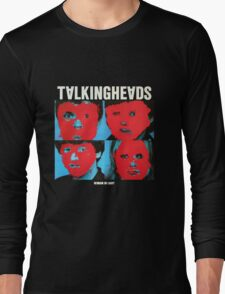 Talking Heads - Remain in Light Long Sleeve T-Shirt