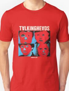 Talking Heads - Remain in Light Unisex T-Shirt