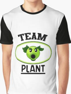 Team Plant Graphic T-Shirt