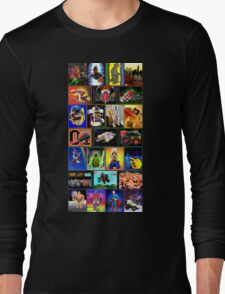 80s Totally Radical TOY Spectacular!!! Long Sleeve T-Shirt