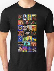 80s Totally Radical TOY Spectacular!!! Unisex T-Shirt