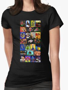 80s Totally Radical TOY Spectacular!!! Womens Fitted T-Shirt