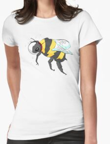 Cosmic Bee in Color Womens Fitted T-Shirt