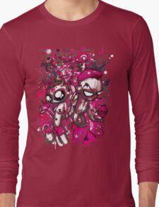 Pink Zef Long Sleeve T-Shirt