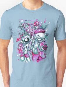Pink Zef Unisex T-Shirt
