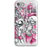 Pink Zef iPhone Case/Skin
