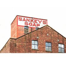Manchester - Sankey's Soap, Ancoats Photographic Print