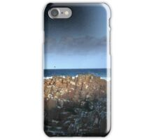 The Giant's Causeway, Northern Ireland~March Shadows iPhone Case/Skin