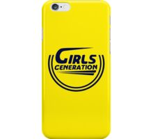 Girls Generation Party Surfboard Logo iPhone Case/Skin