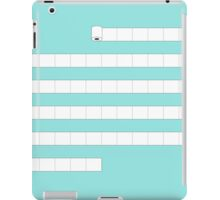 (very) Long Toilet Paper iPad Case/Skin