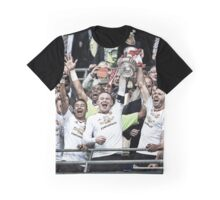 Manchester United - FA Cup 2016 Winners Graphic T-Shirt