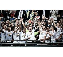 Manchester United - FA Cup 2016 Winners Photographic Print