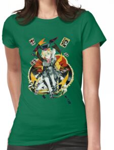 Oz the Rabbit (Pandora Hearts) Womens Fitted T-Shirt
