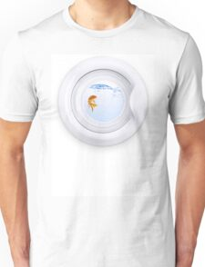 (Very) Clean Goldfish Unisex T-Shirt