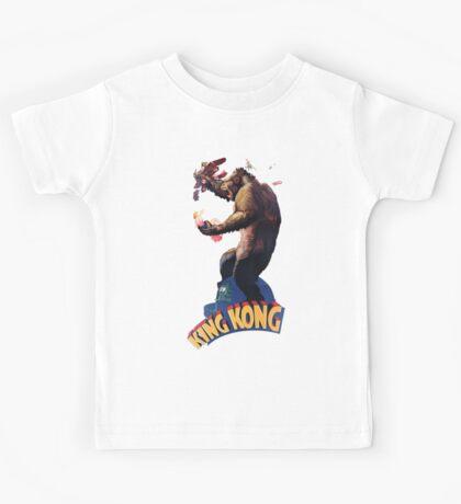 King Kong Retro Kids Tee