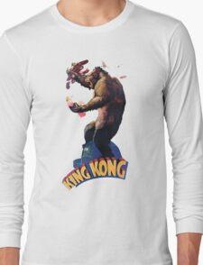 King Kong Retro Long Sleeve T-Shirt