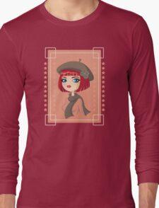 Winter Princess Natasha Long Sleeve T-Shirt