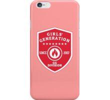 Girls' Generation Fire Logo iPhone Case/Skin