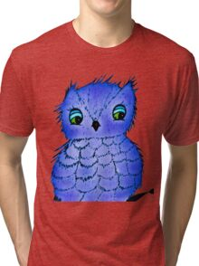 Blue Diamond Hootsie Tri-blend T-Shirt