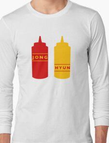 """JONGHYUN """"She Is"""" Inspired Design Long Sleeve T-Shirt"""