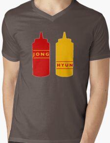 """JONGHYUN """"She Is"""" Inspired Design Mens V-Neck T-Shirt"""