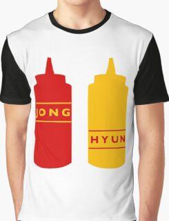 "JONGHYUN ""She Is"" Inspired Design Graphic T-Shirt"