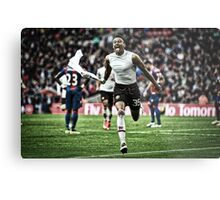 Manchester United - FA Cup 2016 - Jesse Lingard Metal Print
