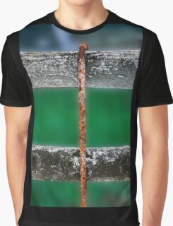 Rusty Straight Wire Graphic T-Shirt