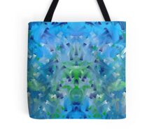 Under the Deep Blue Sea Tote Bag