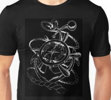Anchor time Unisex T-Shirt
