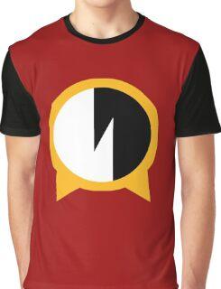 Simple Protoman.EXE Navi Symbol Graphic T-Shirt